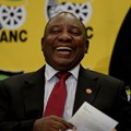 Cyril Ramaphosa, newly elected president of the ANC. Photo: SA Breaking News