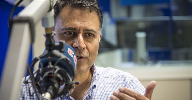 Omar Essack, CEO of Primedia Broadcasting.