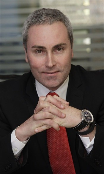 Ashley Boag, Chief Business Officer, SAP Africa