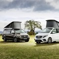 Mercedes-Benz Vans reveals camper van concepts based on X-Class bakkie