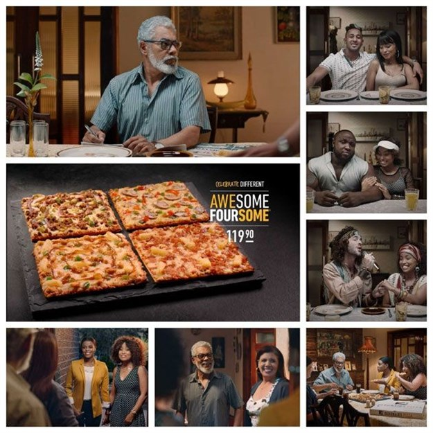 Debonairs Pizza launches 'Awesome Foursome'