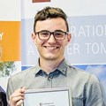 Matthew Morris wins PE regional leg of 31st Corobrik Architectural Student of the Year Award