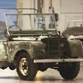 Land Rover kicks off 2018 with restoration of original launch vehicle