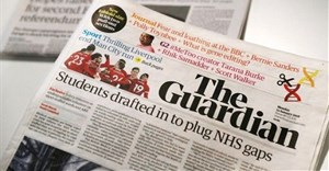 UK's Guardian daily goes tabloid to cut costs