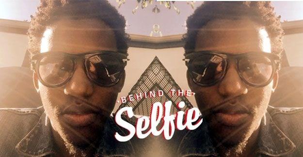 #BehindtheSelfie with... Nkanyezi Masango