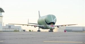 Next-generation super transporter, BelugaXL, rolls out