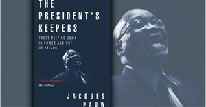 Legal defence fund set up for Jacques Pauw over The President's Keepers