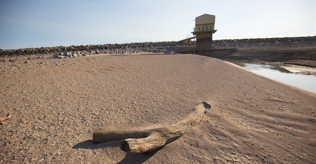 The Voëlvlei dam project has been sped up to help Cape Town cope with the drought. Archive photo: Ashraf Hendricks