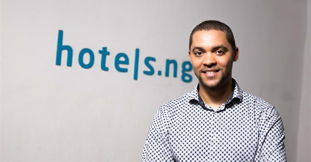 Mark Essien, CEO of Hotels.ng