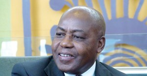 Martin Kabwelulu, DRC minister of mining. Photo: Mining News