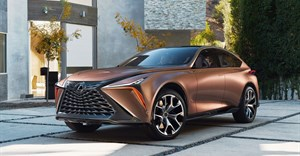 Lexus reveals LF-1 Limitless flagship crossover