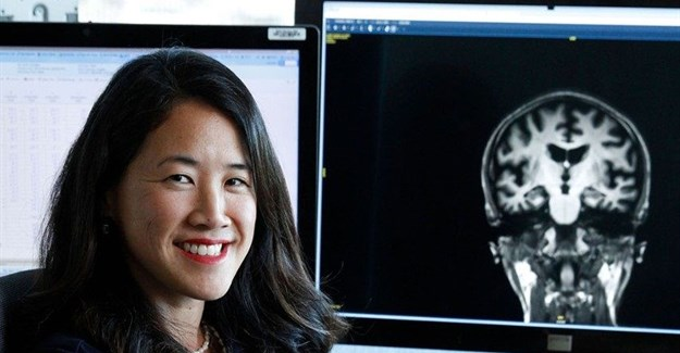 Sharon Sha, clinical associate professor of neurology and neurological sciences at Stanford University School of Medicine. Photo: Paul Sakuma
