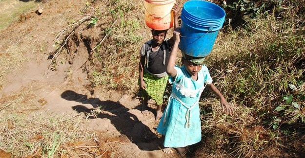 How creating a water poverty map for all of Africa can help sound policies