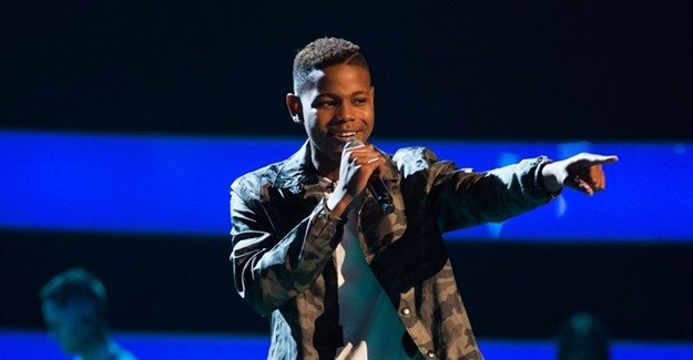 Social media erupts for Zim The Voice UK contestant