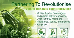 Boda Boda riders launch bike hailing app