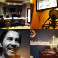 Enslin, and scenes from the Produce Sound studios.