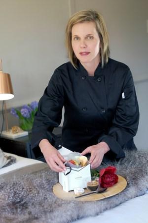 Chef Junelle Germishuizen