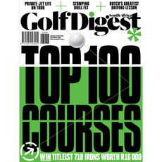 Sporting magazine keeps hitting fairway