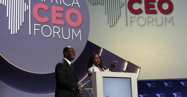 Africa CEO Forum 2017.