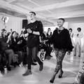 Nandi Madida nails her New York Fashion Week debut