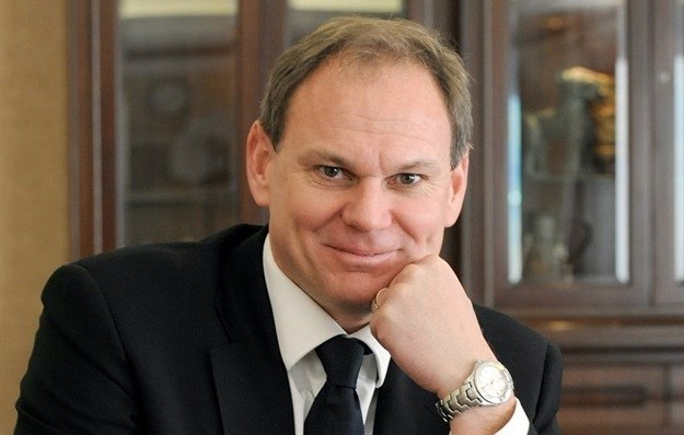 Mike Vacy Lyle, CEO of FNB Business