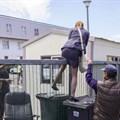 Crime mars Cape Town's largest social housing project