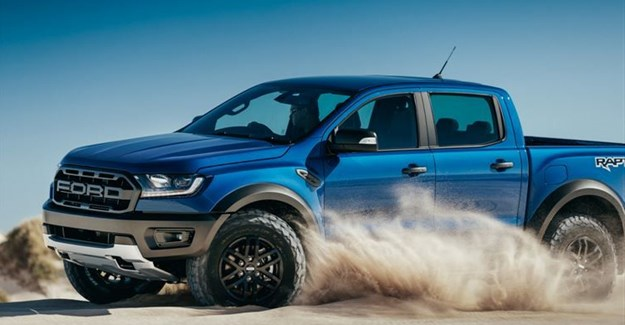 A bakkie that promises rapture on the rough stuff
