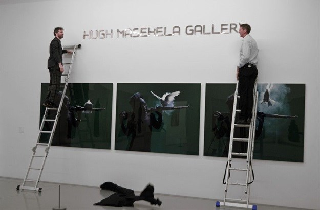 Hugh Masekela Gallery opening at the Zeitz Mocaa.