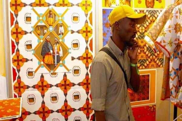 Emerging Creatives exhibit © .
