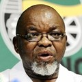 Gwede Mantashe, newly appointed minister of mineral resources