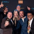Team Howard Audio at the Loeries.