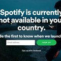 Is Spotify launching in South Africa next week?