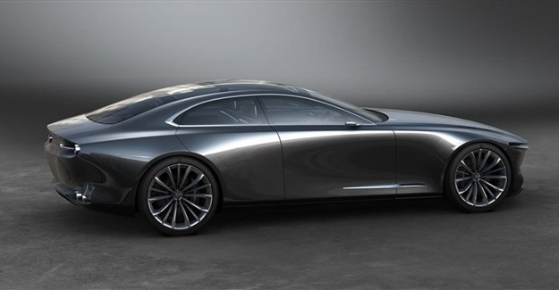 Mazda's Vision Coupe