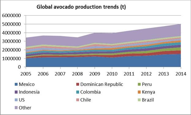 Avocado industry outlook