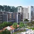 Mixed-use precinct Loftus Park construction nears completion