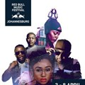 Red Bull Music Festival announces Joburg venues