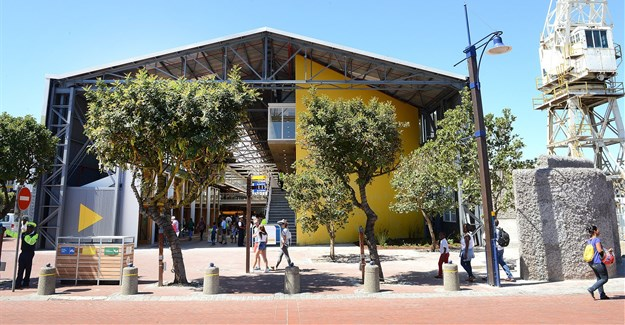 Watershed at the V&A Waterfront