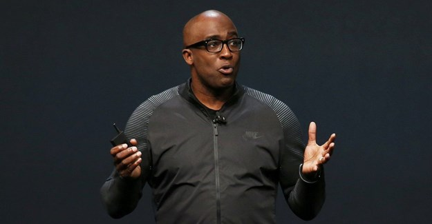 Nike cites 'conduct' violations, top executive out