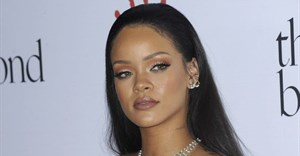 Rihanna hits Snapchat over beating ad, sending shares tumbling