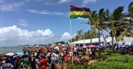Mauritians celebrate half a century of building a nation hand-in-hand