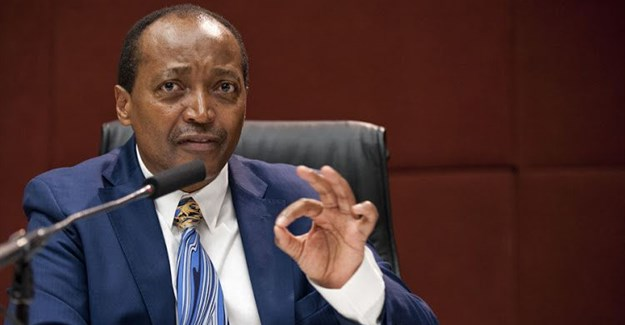 Patrice Motsepe, African Rainbow Minerals executive chairman. Photo: BusinessLIVE.co.za
