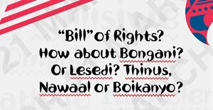 Nando's and Sunday Times partner to #rightmyname on Human Rights Day