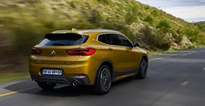 BMW X2 arrives in Mzansi