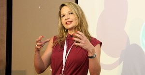 Naomi Snyman, chair of the South African Financial Blockchain Consortium and blockchain lead for Standard Bank