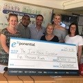 Exponential, Amnet, iProspect, and PHD raise R5,000 for The Iris House Children's Hospice in the 2018 Amazing Race