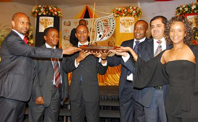 Kenyan Company of the Year Awards winners