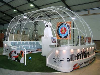 Strategic Brand Solutions launches miniature sports stadium