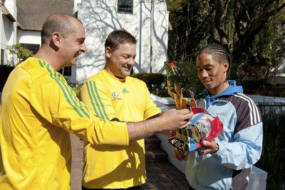 Ogilvy Johannesburg wins best Bafana Bafana supporters prize
