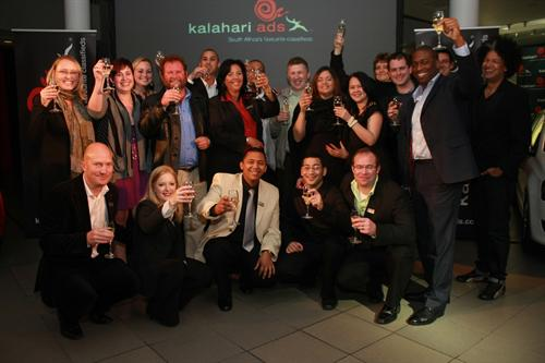 Kalahari Ads win a car - draw event