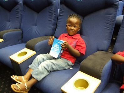 Cinemark helps bring smiles